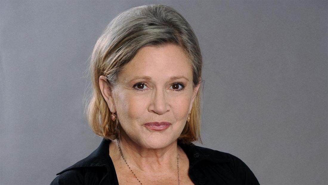 Cuando las mujeres se hacen oír: Carrie Fisher